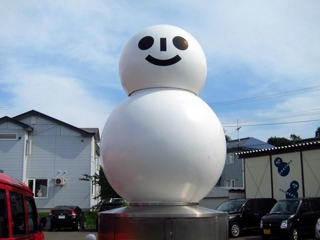 55_早来雪だるま郵便局.JPG